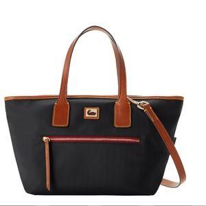 Dooney and Bourke brand new nylon satchel